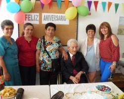 100º Aniversário Manuel dos Ramos